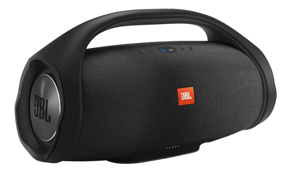 Buy JBL Bluetooth Boombox Black | Wireless and Bluetooth speakers | Argos