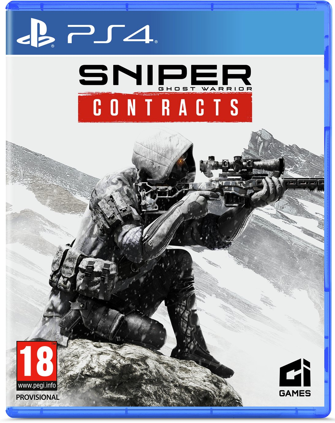 Sniper Ghost Warrior Contracts PS4 Pre-Order Game