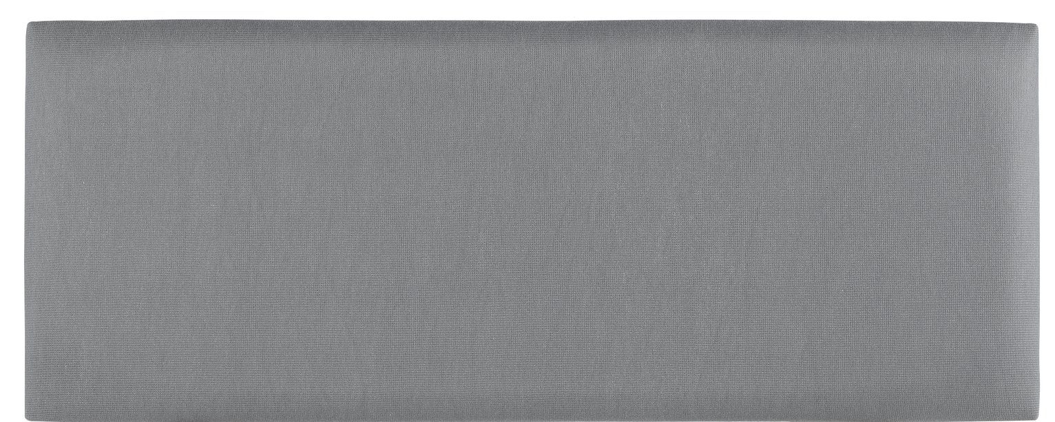 Argos Home Devon Single Headboard - Grey