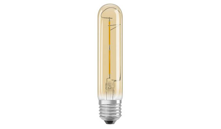 Osram Vintage 1906 3W LED E27 200 Lumens Tube Light Bulb