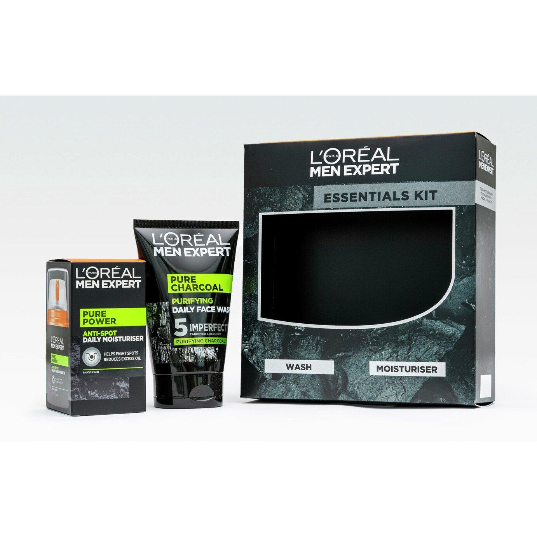 L'Oreal Men Expert Pure Power Kit