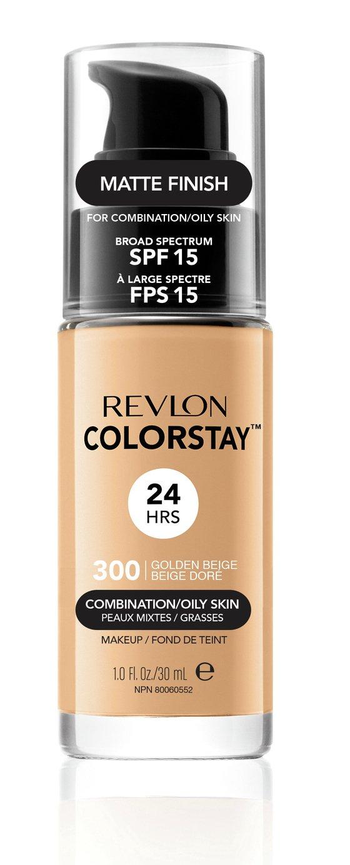 Revlon ColorStay Foundation 30ml - Golden Beige 300