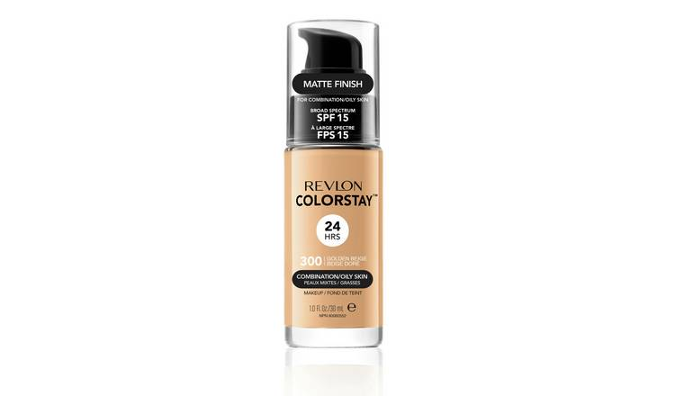 Revlon ColorStay Foundation 30ml - Golden Beige 300