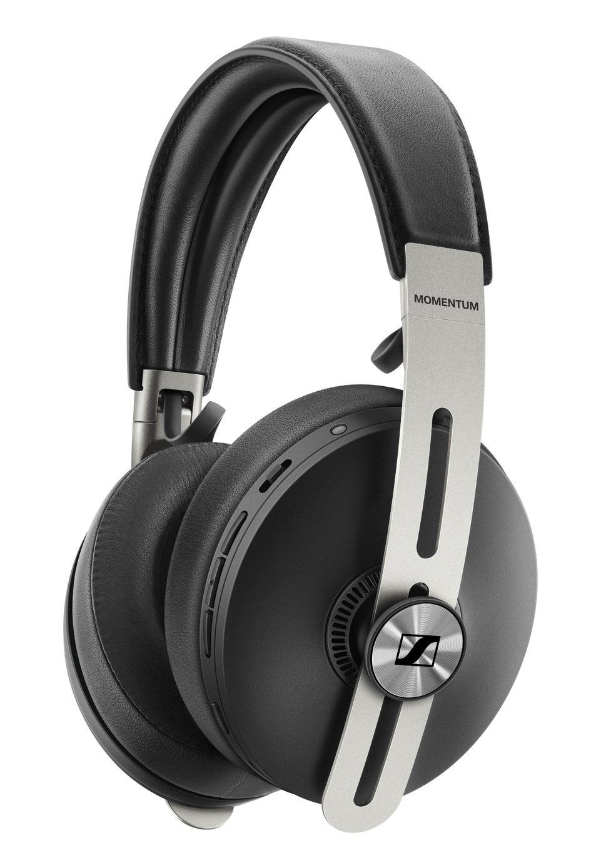 Sennheiser Momentum Over - Ear Wireless Headphones - Black