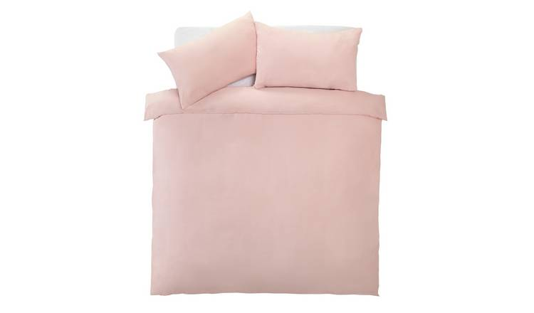 Silentnight Blush Supersoft Bedding Set - Kingsize