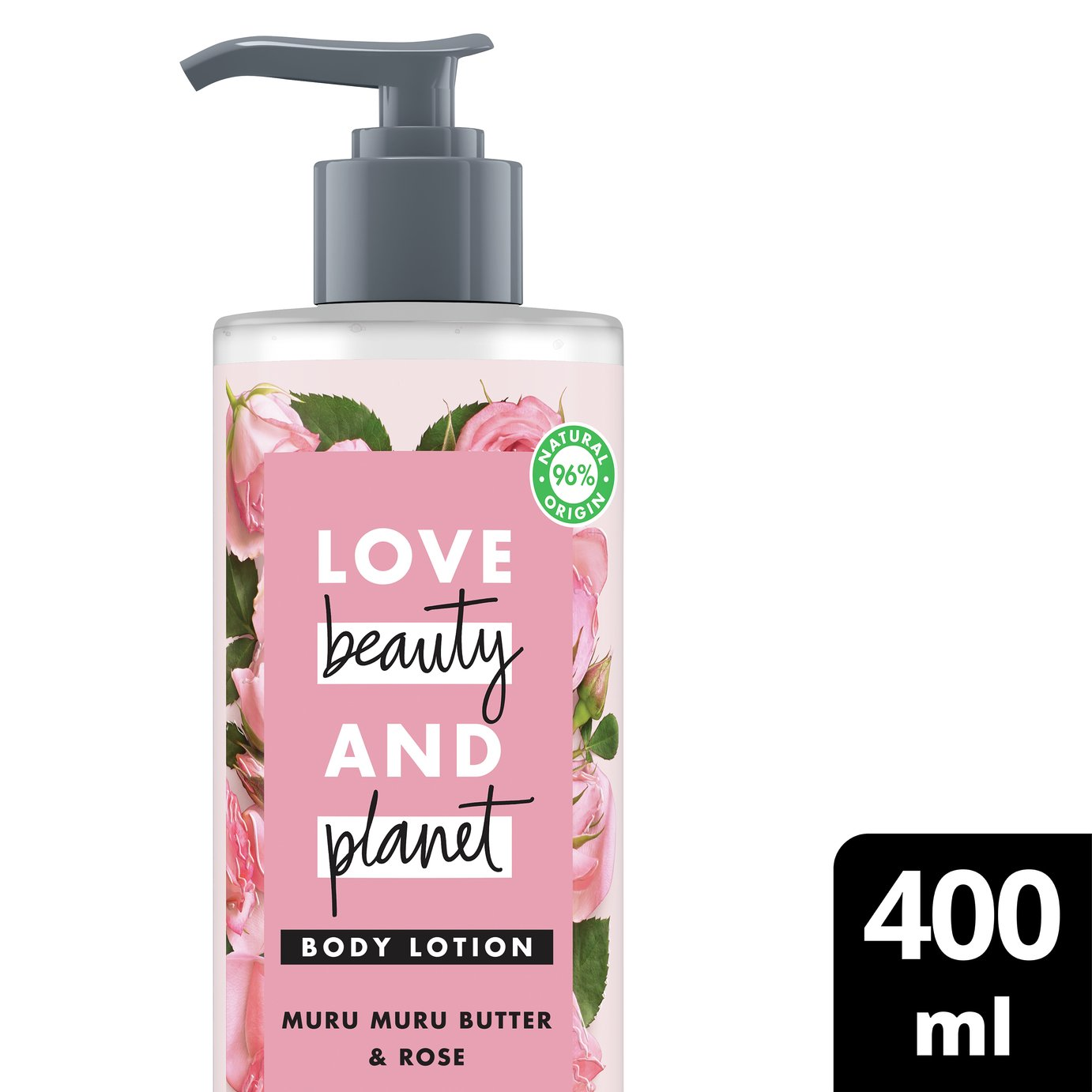 Love Beauty And Planet Delicious Glow Body Lotion - 400ml