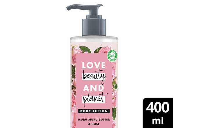 Love Beauty and Planet Lotion Delicious Glow - 400ml
