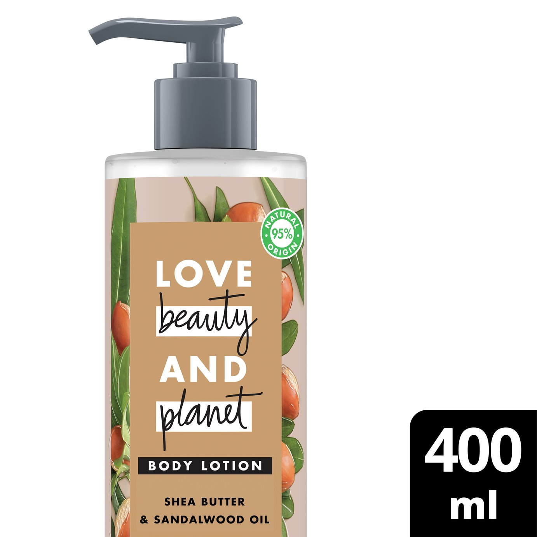 Love Beauty and Planet Shea Velvet Body Lotion - 400ml