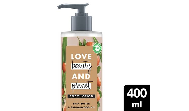 Love Beauty and Planet Shea Velvet Lotion - 400ml