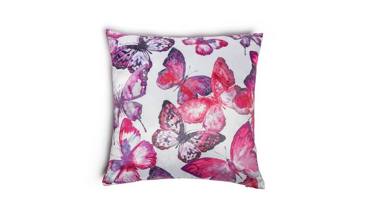 Argos Home Butterfly Cushion