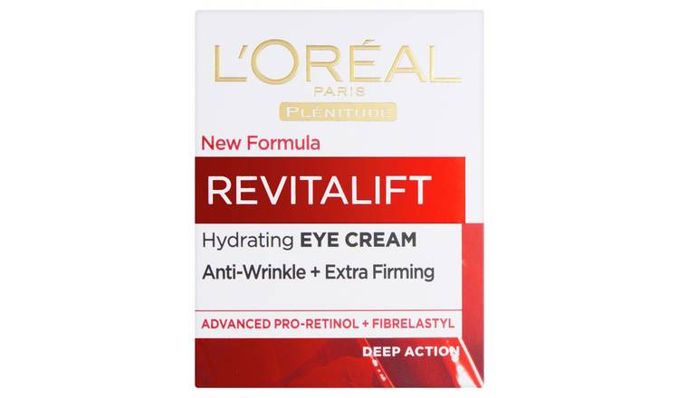 L'Oreal Paris Skin Revitalift Eye Cream - 15ml