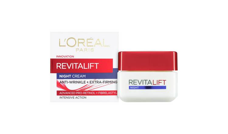 L'Oreal Paris Skin Revitalift Night Cream - 50ml