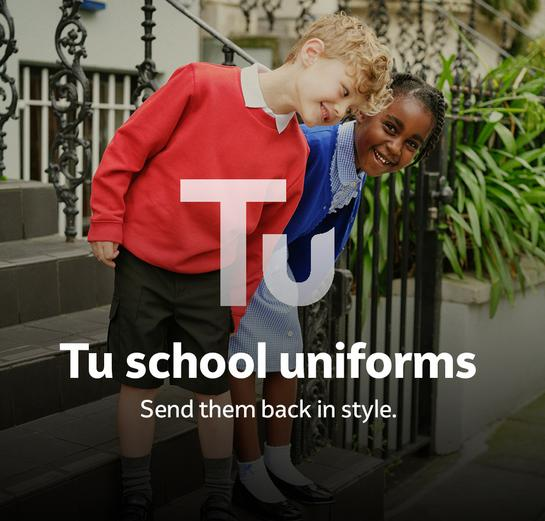 Tu school uniforms. Send them back in style.