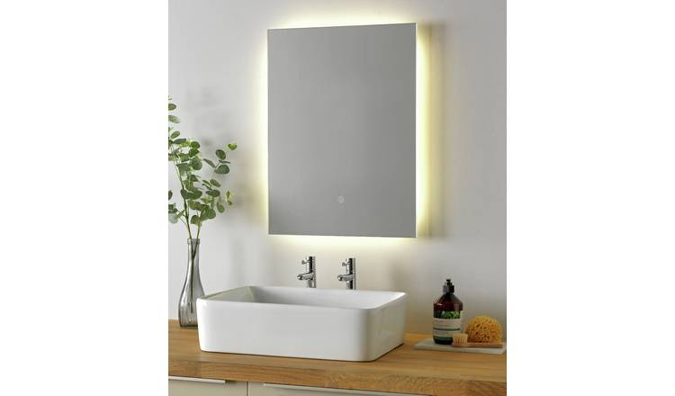 Argos Home Haxby LED Bathroom Mirror