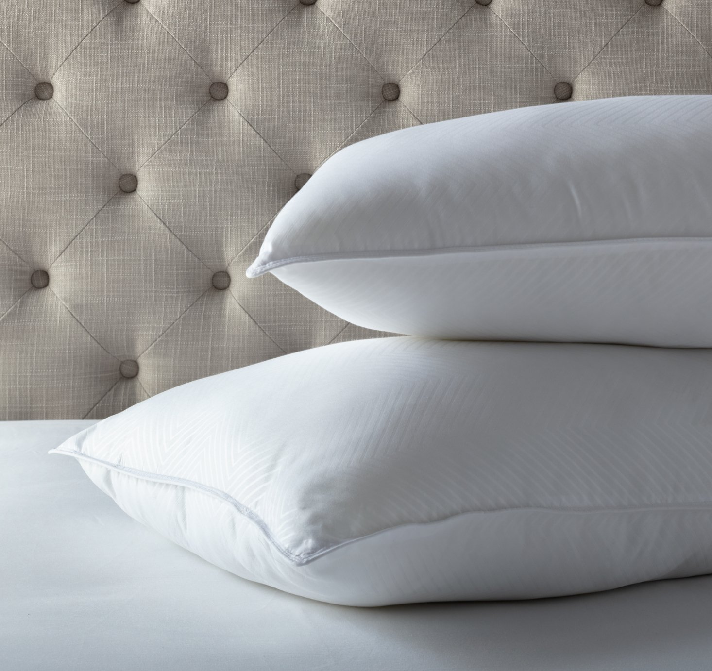 Forty Winks Soft As Down Pillow - 2 Pack