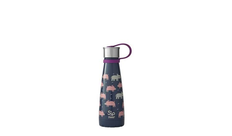S'ip by S'well Little Piggy Stainless Steel Bottle - 295ml