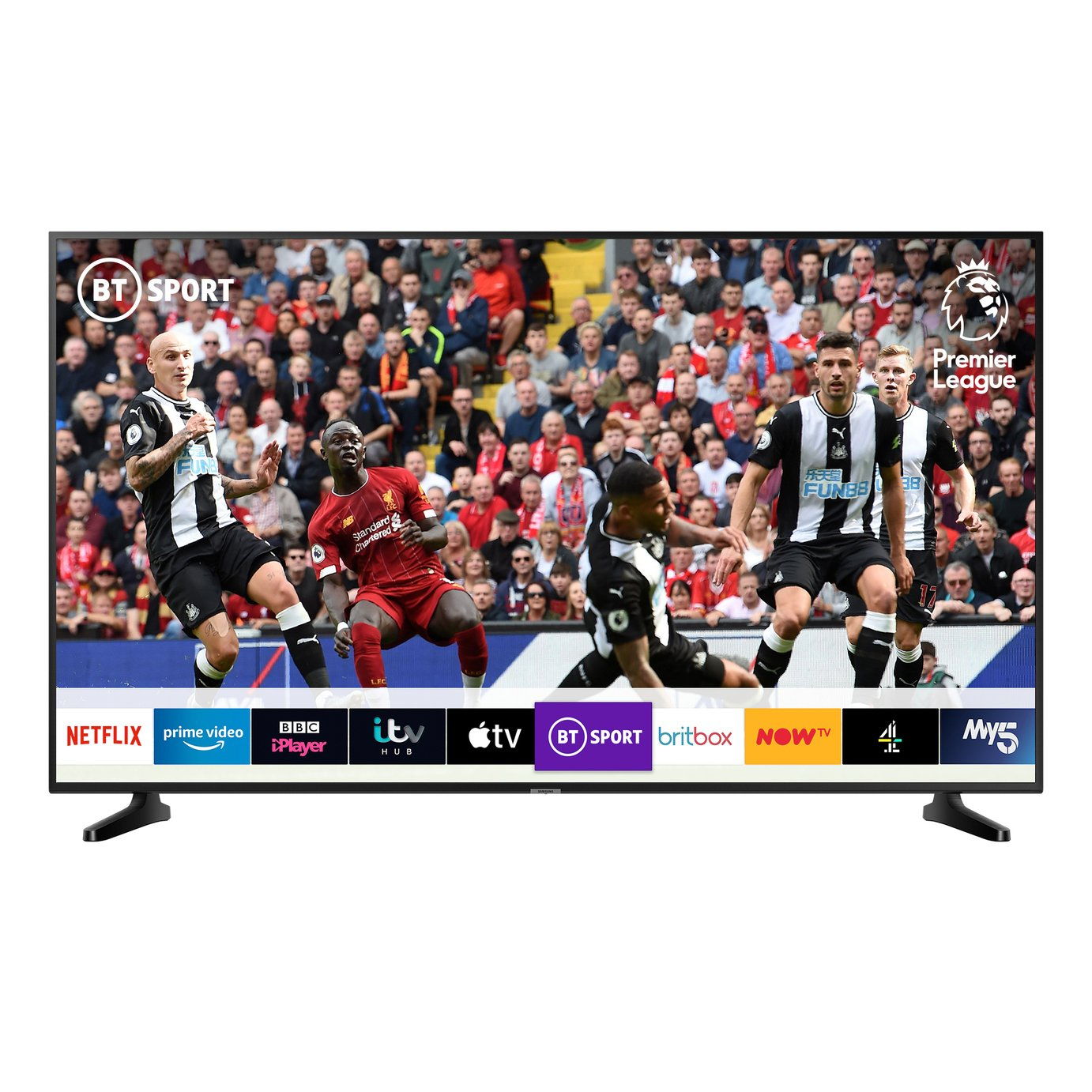 Samsung 43 Inch UE43RU7020 Smart 4K HDR LED TV