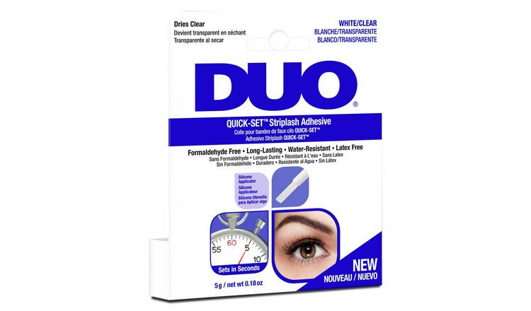 Duo Quick Set Strip Lash Adhesive - Clear