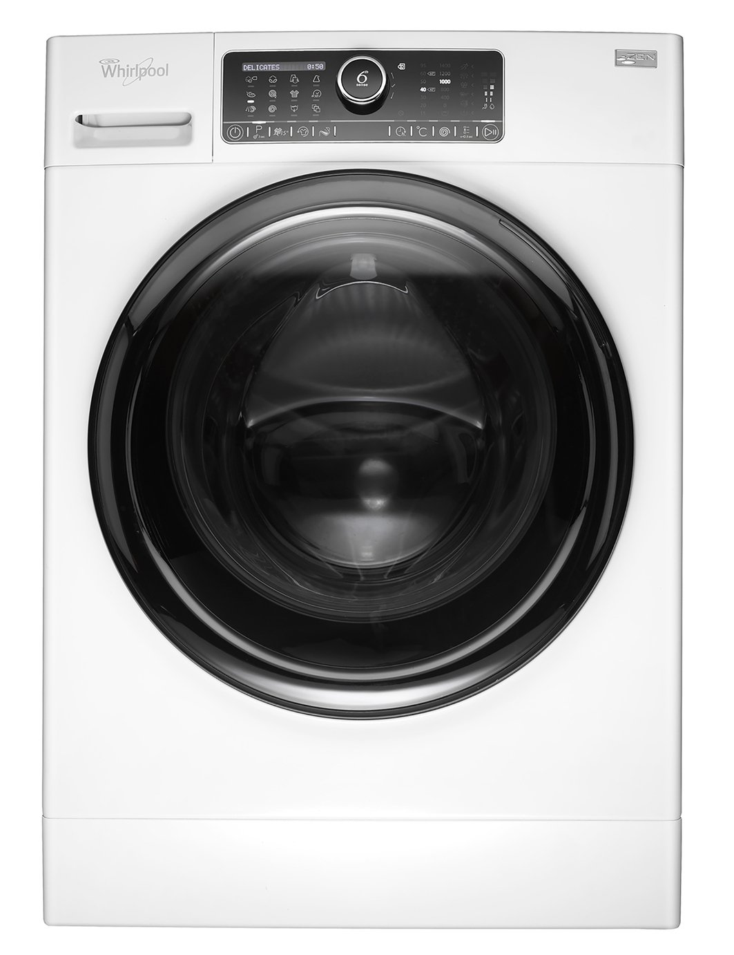 Whirlpool FSCR12430 12KG 1400 Spin Washing Machine - White
