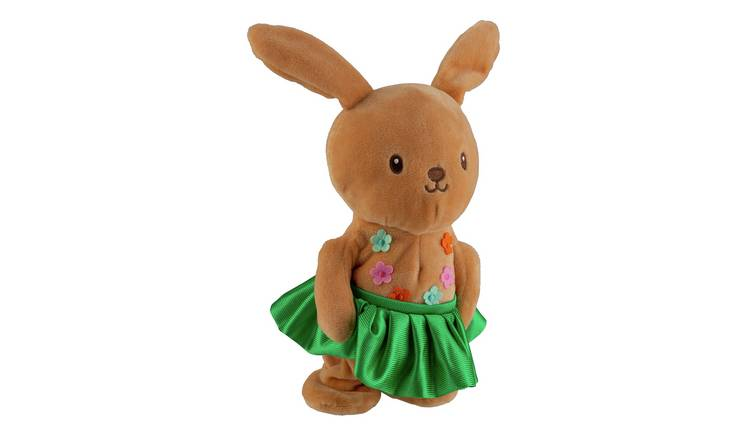 Easter Animated Hula Bunny