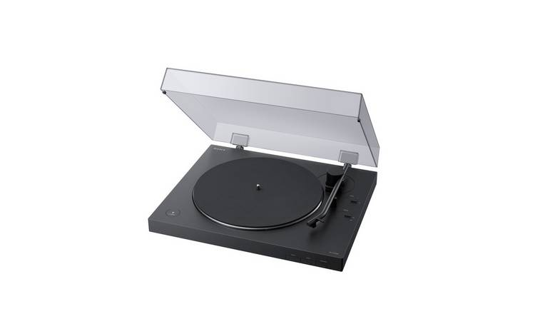 Sony PS-LX310BT 2 Speed Bluetooth Record Player - Black