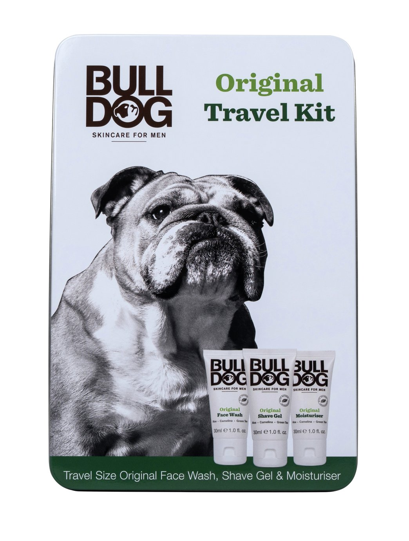 Bulldog Original Travel Kit Gift Set