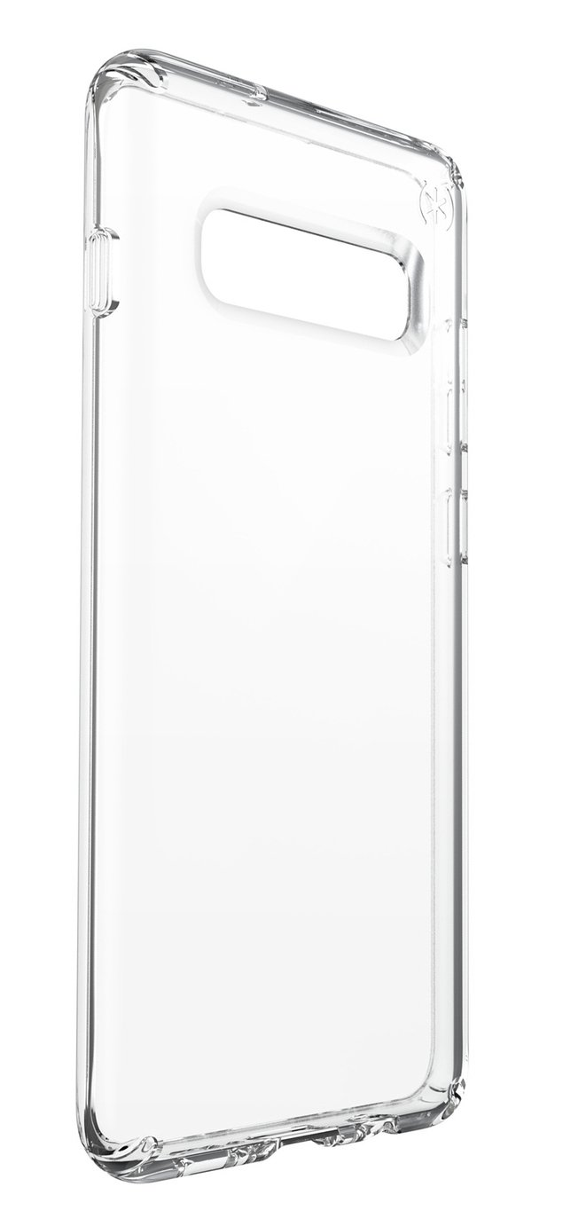 Speck Presidio Samsung S10 Plus Mobile Phone Case - Clear