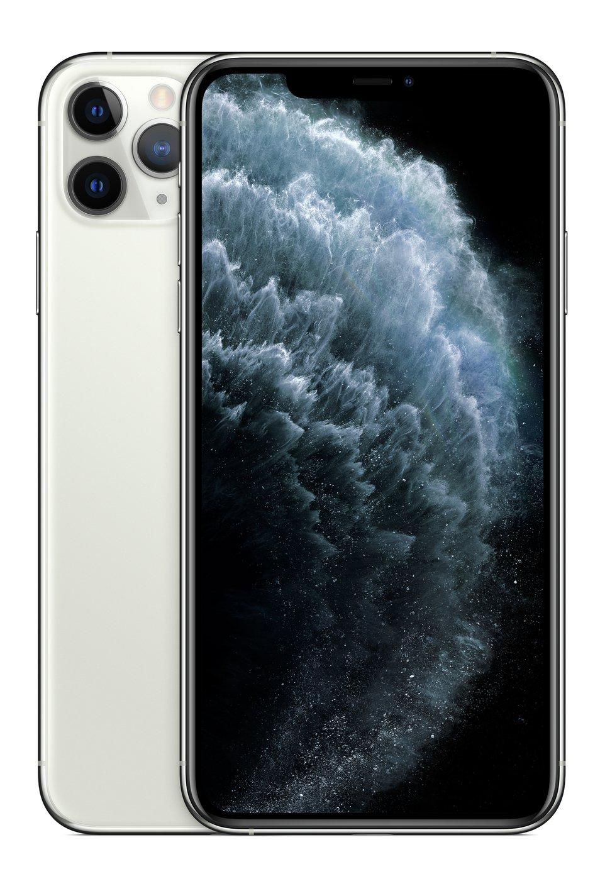 SIM Free iPhone 11 Pro Max 256GB Silver-Pre-order