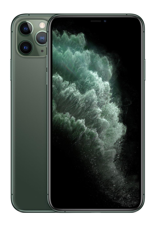 SIM Free iPhone 11 Pro Max 256GB Midnight Green - Pre-order