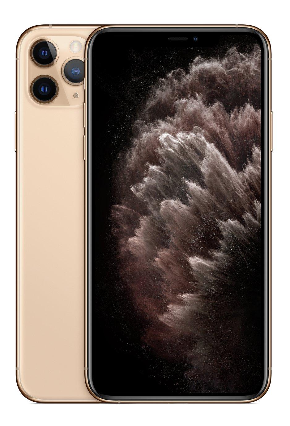 SIM Free iPhone 11 Pro Max 256GB Gold - Pre-order