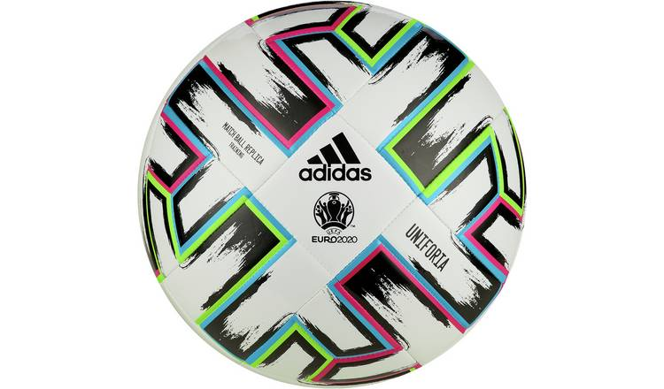 Adidas Euro Size 5 Football - White