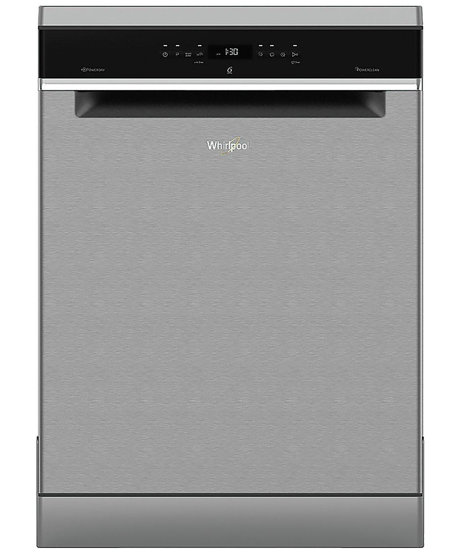 Whirlpool WFO 3P33 DL X Full Size Dishwasher - S/Steel