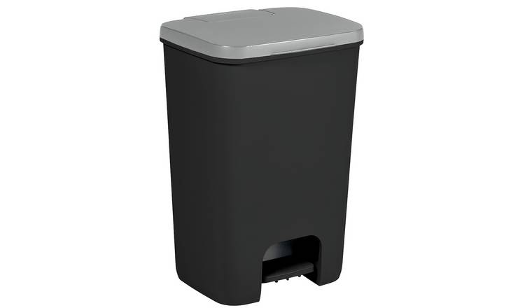 Curver Essential 40 Litre Recycling Pedal Bin