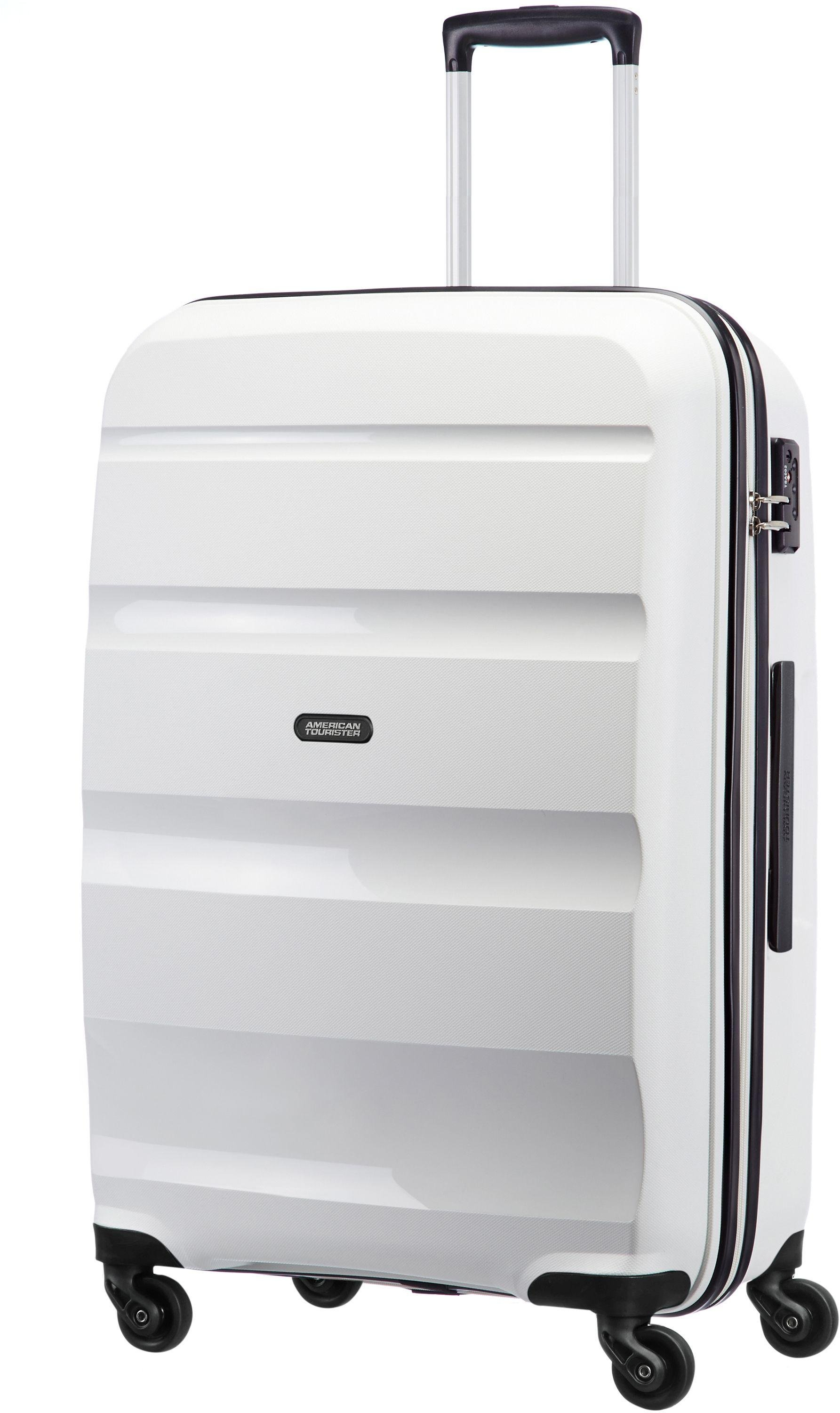 Image of American Tourister - Bon Air Spinner Medium Suitcase - White