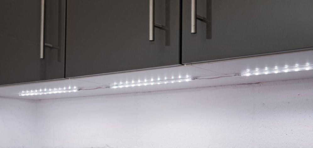 Argos Home Atollo Set of 4 LED Strip Lights - White
