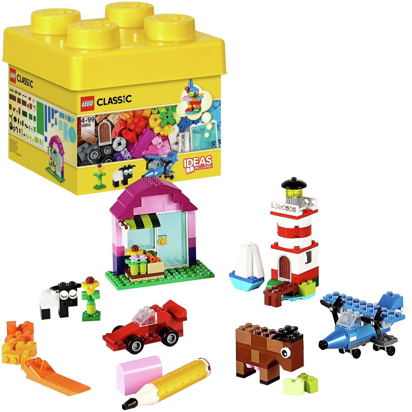 LEGO Creative Bricks - 10692.