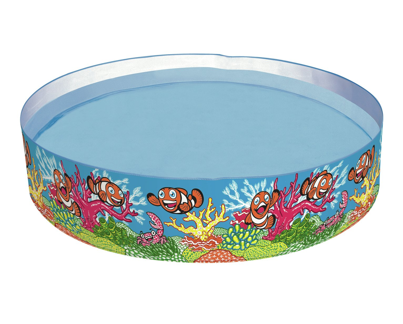Chad Valley Ocean Fill 'N' Fun Pool - 4ft - 219 Litres