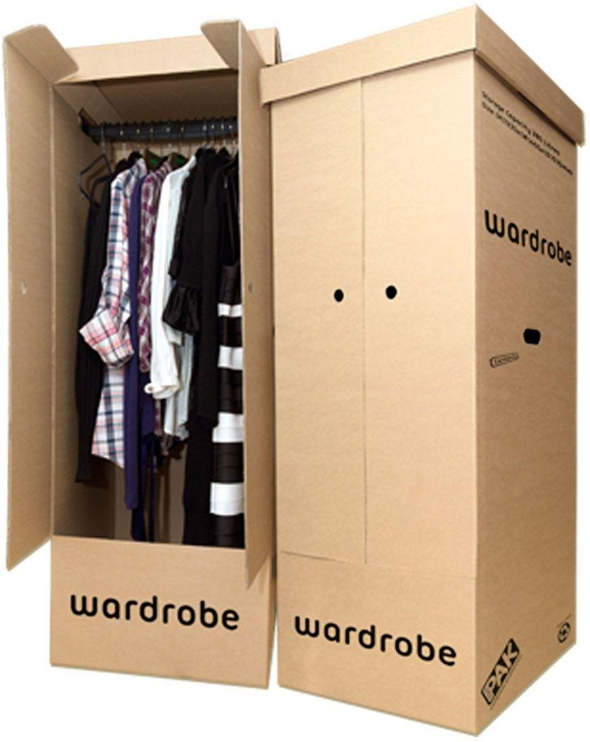 Image of StorePAK Wardrobe Box - Set of 2