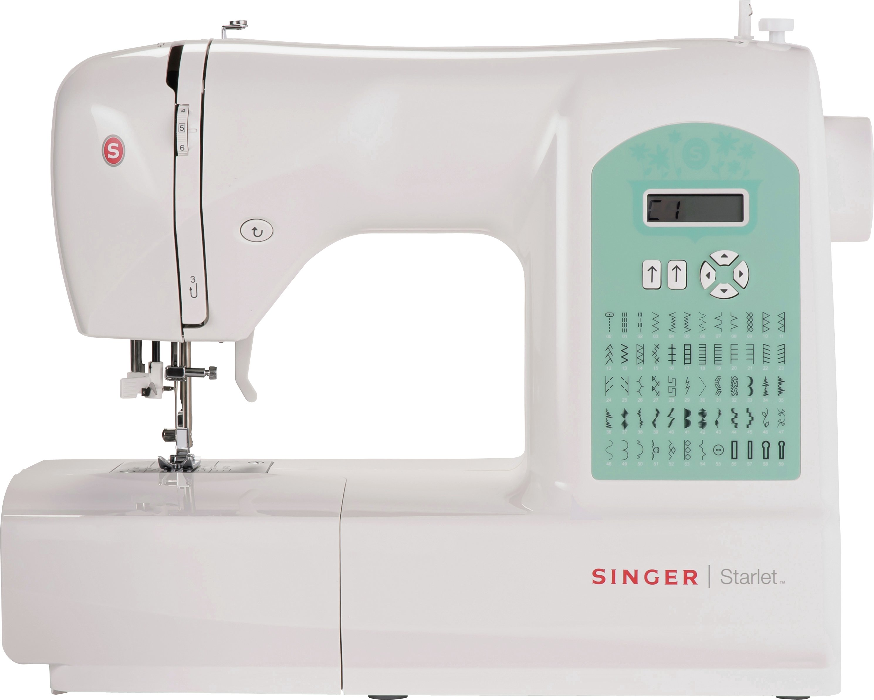 Singer - Starlet 6660 Computerised Sewing Machine