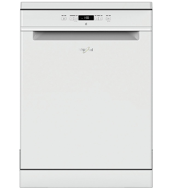 Whirlpool WFC 3B19 UK Full Size Dishwasher - White