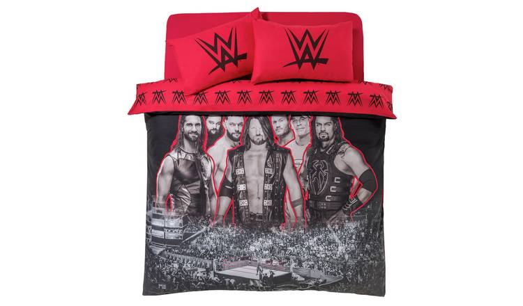 WWE Children's Bedding Set - Double