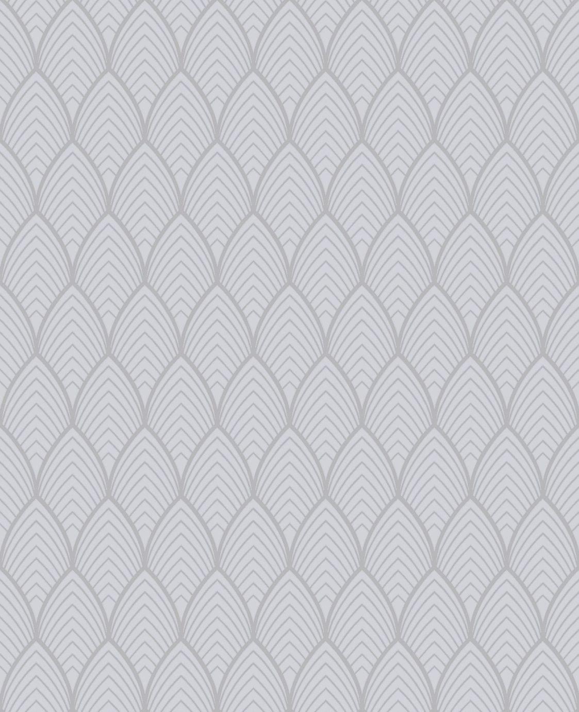 Graham & Brown Bercy Gris Argent Wallpaper