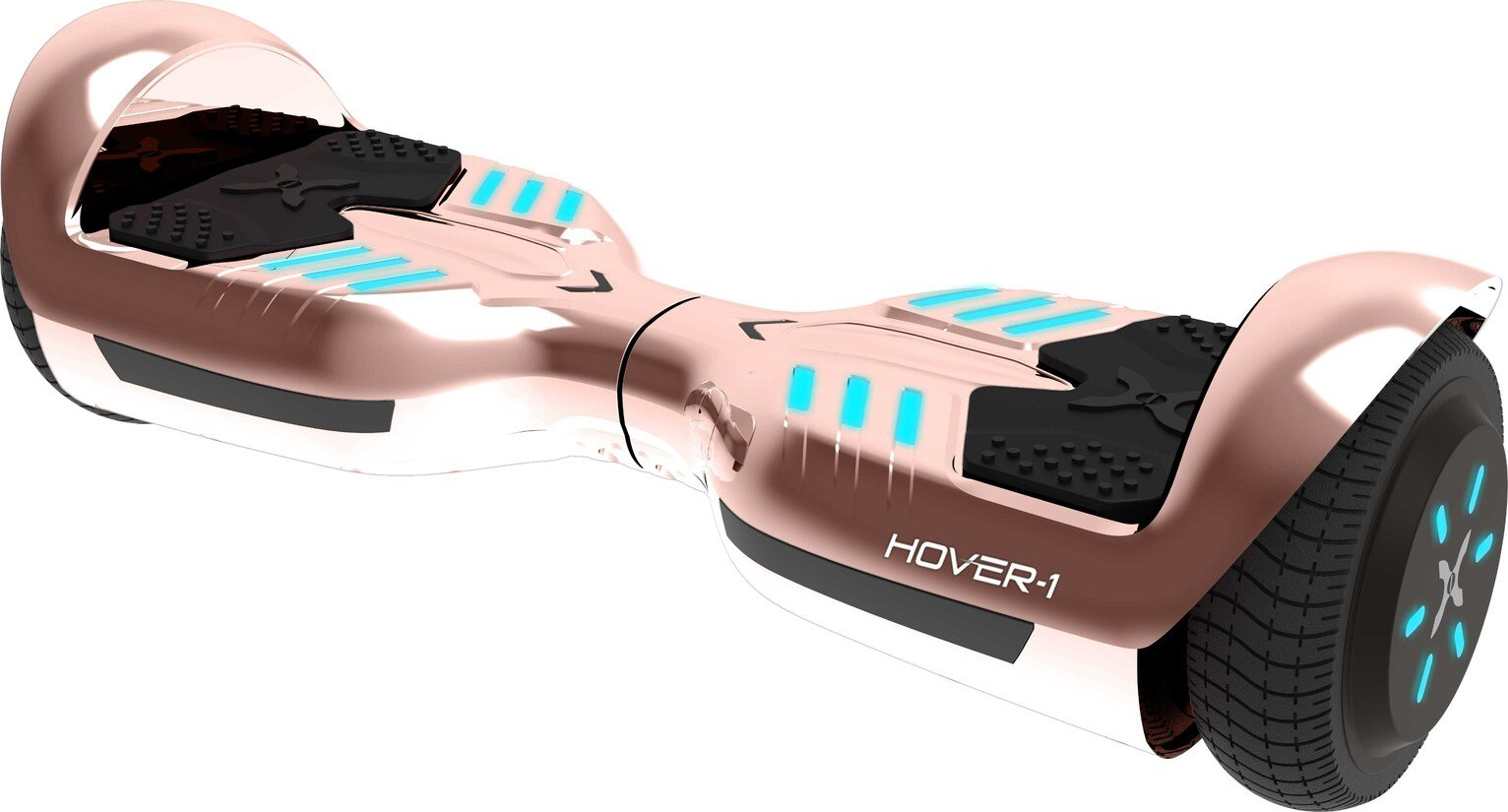 Hover-1 Superstar Rose Gold Mobile App Compatible Hoverboard