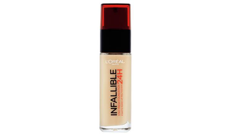 L'Oreal Paris Infallible Foundation - Natural Rose