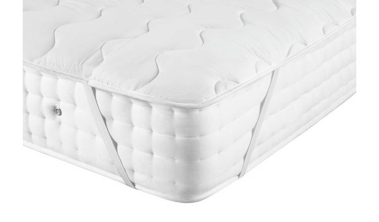 Argos Home Supersoft Mattress Topper - Superking