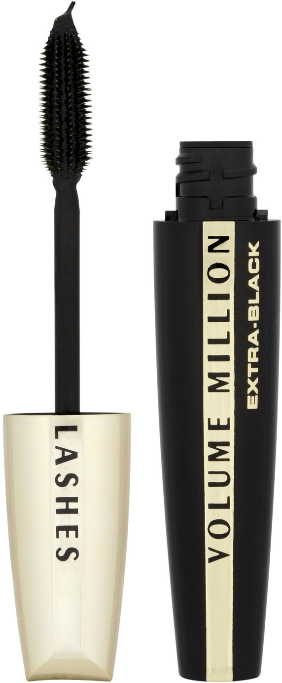 L'Oreal Paris Volume Million Lashes Mascara - Extra Black