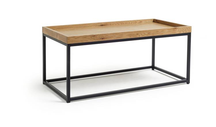 Habitat Loft Living Coffee Table - Oak Effect