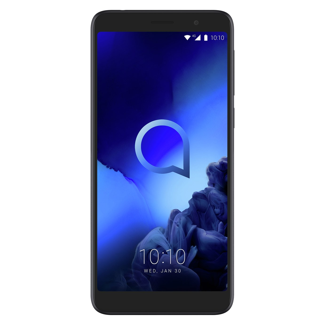 SIM Free Alcatel 1X Mobile Phone - Black