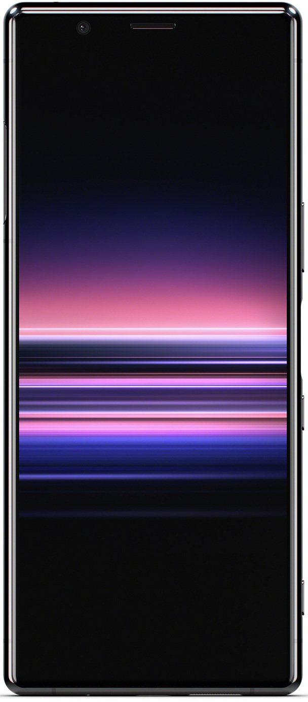 SIM Free Sony Xperia 128GB Mobile Phone - Black - Pre-Order