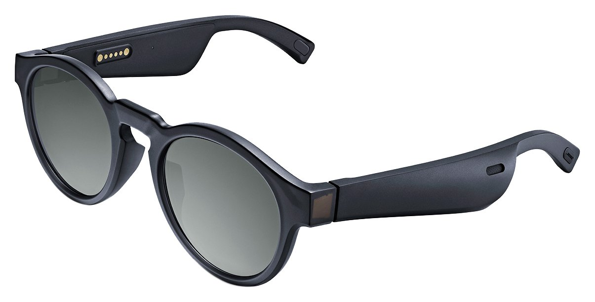 Bose Frames Rondo Audio Sunglasses - Black